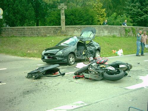Verkehrsunfall Schönfelderhof 2007