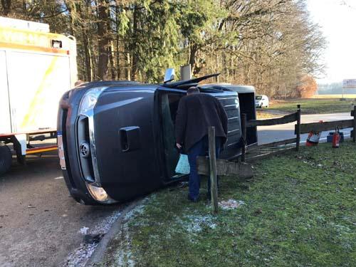 Verkehrsunfall L46