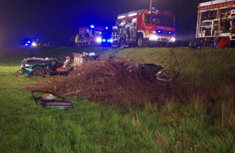 Verkehrsunfall L46 2014