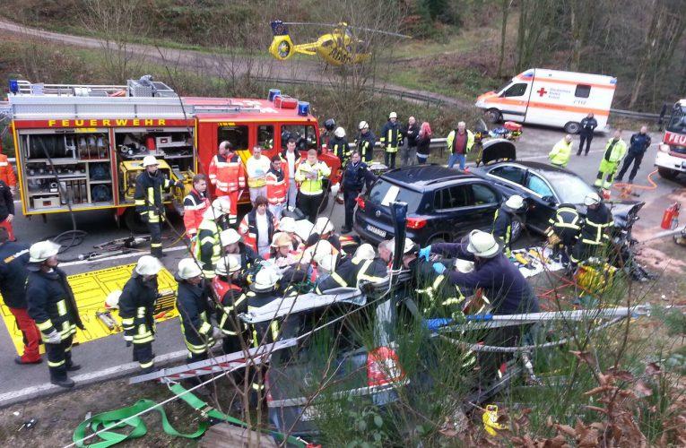 Verkehrsunfall L46 2015