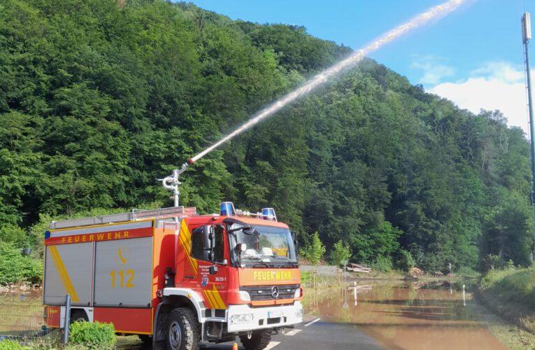 Pumparbeiten Daufenbach